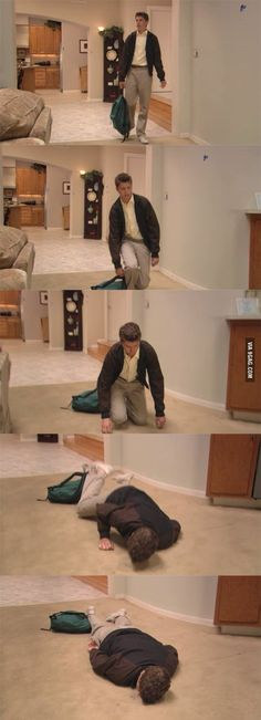 Coming home every night after realizing what adult life is really like...