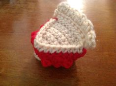 Slice of Cherry Pie Amigurumi – Two Hearts in a Blue Box Hungry Caterpillar Food, Quick Crochet Patterns, Niece Birthday, Have A Good Weekend, Time Activities, Pastel, Crochet Toys, Blue Box, Cherry