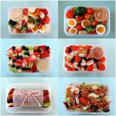 lunch ideas, salad, Korean food