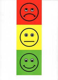 Fine Motor Activities For Kids, Preschool Learning Activities, Preschool Activities, Red Light Green Light, Calm Down Corner, How Many Kids, Traffic Light, Feelings And Emotions, Teacher Resources