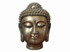 Love Buddha heads. I have them all over my house.