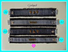 New handmade bracelets! See all collection on galupcik.blogspot.ro Handmade Bracelets, Bobby Pins, Hair Accessories, Collection, Hairpin, Hair Accessory, Hair Pins