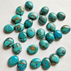 Natural Gemstone With High Quality And Good Price Too. by GemstoneINStore Blue And Copper, Happy Shopping, Natural Gemstones, Turquoise Bracelet, Eid Gift, Etsy Seller, Unique Jewelry, Lab, Mexican