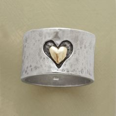 heart and soul ring. $148.00 by SundanceCatalog
