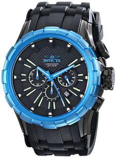 Invicta Men's 16978 I-Force Analog Display Japanese Quartz Black Watch