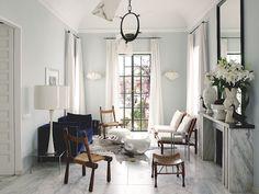 La maison à Tanger du créateur Bruno Frisoni © Philippe Garcia