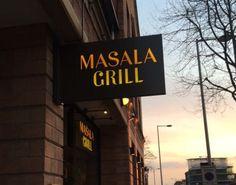 Masala Grill on Kings Road, Chelsea