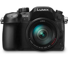 Auction target: $39.97 PANASONIC Lumix DMC-GH4 Compact System Camera with 14-140 mm f/3.5-5.6 Telephoto Zoom Lens