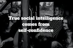 What Socially Intelligent People Would Never Do
