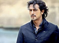 Bollywood actor Arjun Rampal would be great to play Zahrias, Julia Innes' love interest in Broken.