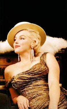 Marilyn Monroe #Milton Greene