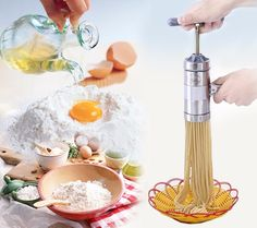 https://www.nichecategory.com/collections/gift-gadgets-for-everybody/products/stainless-steel-pasta-spaghetti-noodle-maker-machine-with-5-mold-handy-manual-vegetable-noodle-cutter-press-cooking-tools?nopreview