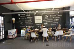 SoHo co-working space fuels startups with quirky vintage touches and year-round ice cream