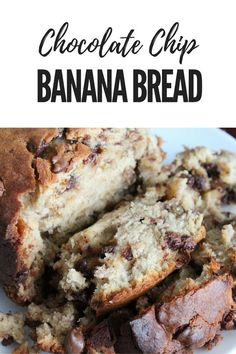 The Ultimate Pinterest Party, Week 134 | Chocolate Chip Banana Bread + Tasty Tuesday - The Mommy Mix