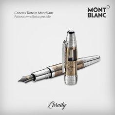 aa90cd79d4d O mais clássico instrumento de escrita Montblanc