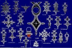 Il fascino dei gioielli Touareg