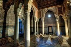 les tombeaux saadiens marrakechViaprestige Marrakech