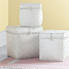Bamboo Nesting Baskets   from Serena  Lily