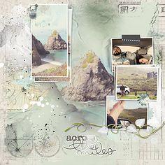 Oscraps :: Shop by Designer :: Anna Aspnes Designs :: ArtPlay Palette Across The Miles