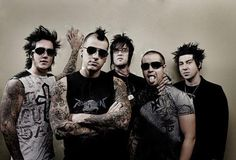 Avenged Sevenfold. This band has held a special place in my heart for over 10 years now, I've seen my boys twice, and I will miss Jimmy Sullivan for the rest of my life.