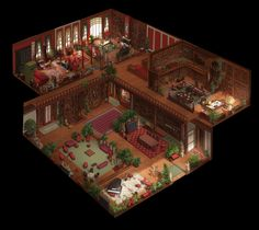 House of Knowledge, Justine AXL Chalieux Minecraft Architecture, Minecraft Buildings, Architecture Design, Classical Architecture, Minecraft House Designs, Minecraft Creations, Environment Concept Art, Environment Design, Rpg Map