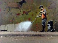 Amazing Street Art - Chillin' Panda