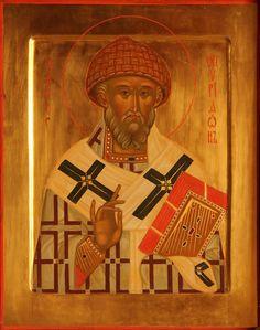 Спиридон, епископ Тримифунтский, чудотворец