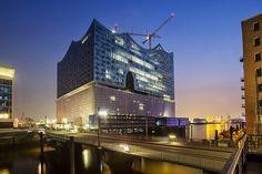 Herzog & de Meuron's Elbphilharmonie - Hamburg: http://www.playmagazine.info/herzog-de-meurons-elbphilharmonie-hamburg/