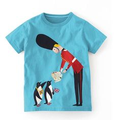0206b7438 KIDS PRINTED T-SHIRT (MORE COLORS) 18M TO 6T London Logo