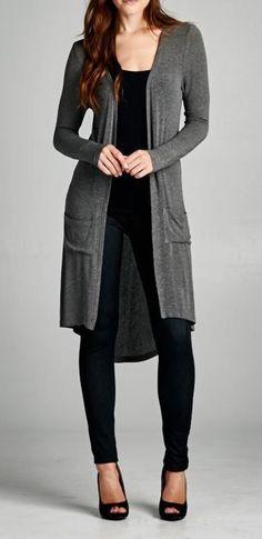 Tegan Cardi good work outfit