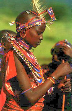 THE MAASAI, TOURISM AND KENYAN CULTURE