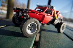 [MOC] Class 1 Brian Ickler Buggy by Teo LEGO Technic Lego Technic Truck, Lego Truck, Rc Motors, Lego Candy, Super Cool Stuff, Trophy Truck, Ferrari Laferrari, Lego Models, Lego Moc