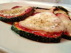 Pizzette di zucchine D'estate capita di avere un surplus di certe verdure, specie se si ha un orto, e allora si cercano nuovi modi di gustare i frutti dell