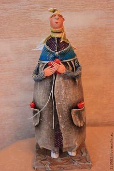 """Dolls """"Angel Savushka.""""  Handmade."""