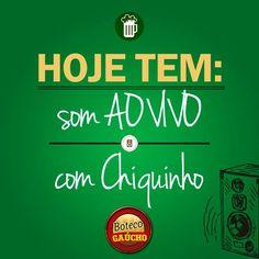 Som ao Vivo com Chiquinho em Boteco Gaúcho Itabuna | Bahia.