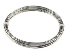 Toys 20736: 50 Feet 12 Gauge 2.0 Mm Pure Stainless Steel Zinc Free Wire -Bird Toys -> BUY IT NOW ONLY: $44.1 on eBay!