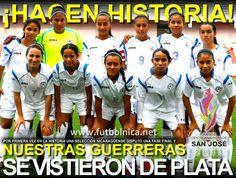 La selección femenina hizo historia al ganar medalla de plata por primera vez en nuestra historia