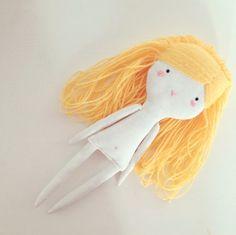 PLOUDOLL     handmade cloth dolls and clay miniatures: el melic *