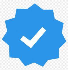 Free Png Download Instagram Verified Logo Png Images - Instagram Blue Tick Emoji Copy, Transparent Png(850x836) - PinPng