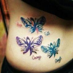 Awareness tatoo