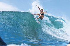ormer Women's Junior Champion and wildcard to the Bells World Tour event, Nikki has the competitive experience to succeed on Tour. Photo: Shields  www.surfermag.com