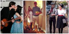 27 Cute Couples Halloween Costumes – Best Ideas for Duo Costumes – Halloween Make Up Ideas Easy Adult Halloween Costumes, Cute Couples Costumes, Duo Costumes, Group Costumes, Cutest Couples, Halloween Ideas, Costume Ideas, Twin Halloween, Halloween Couples