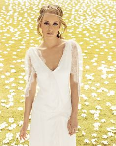 Boho bride.  Rembo Styling Style 578810