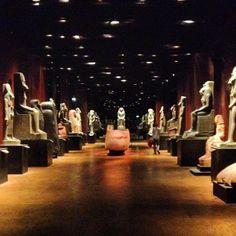 Museo Egizio, Torino #invasionidigitali #musei