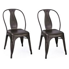 Joveco Dark Bronze Metal Stackable Dining Chairs with Ful... http://www.amazon.com/dp/B015JYJ5NO/ref=cm_sw_r_pi_dp_2eIgxb1JMGDRV