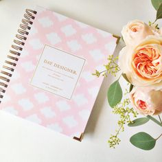 The Day Designer by Whitney English is a yearly strategic planner and daily agenda for creative entrepreneurs, business women, and working mommas everywhere. Get this pink ikat pattern exclusively from Belle & Blush! Best Planners, Day Planners, Whitney English, Day Designer Planner, Planner Organization, Luxury Beauty, English Today, Daily Agenda, Stationery