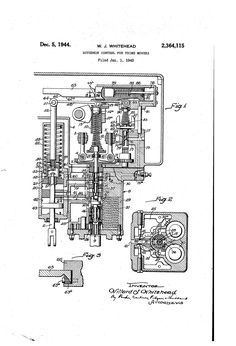 Patent US2364115 - Governor control for prime movers - Google Patents