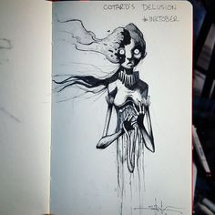Cotard's Delusion Disorder Personified - Shawn Coss