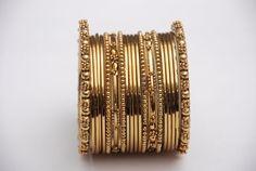 Golden Bangles - Click Image to Close