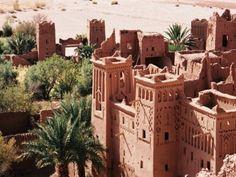 La Kasbah de Taourirt - Ouarzazate